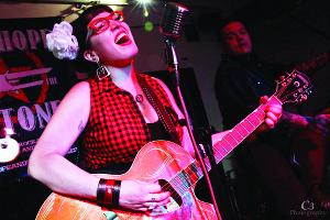 Whiskey Pick-Lara Hope and the Ark-Tones