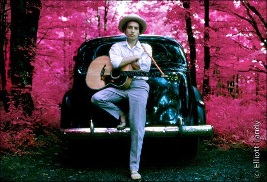 Bob Dylan Infrared