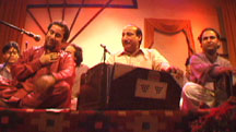 Rahat Nusrat Fateh Ali Khan - Photo by Neil Colligan