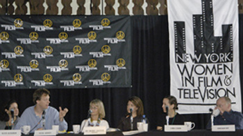 New York Women in Film and TV panel